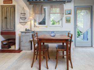 Le Figuier, Holiday homes  Maubec - big - 12