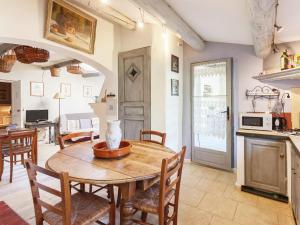 Le Figuier, Holiday homes  Maubec - big - 14