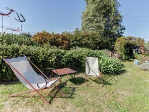 Le Figuier, Prázdninové domy  Maubec - big - 21