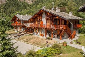 Apartments La Gran Becca, Villaggi turistici  Antey-Saint-André - big - 51