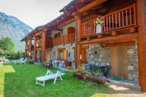 Apartments La Gran Becca, Villaggi turistici  Antey-Saint-André - big - 50