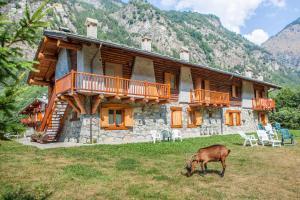 Apartments La Gran Becca, Villaggi turistici  Antey-Saint-André - big - 49