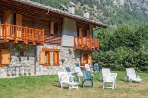 Apartments La Gran Becca, Villaggi turistici  Antey-Saint-André - big - 48