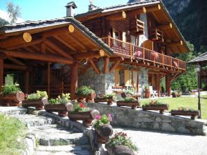 Apartments La Gran Becca, Villaggi turistici  Antey-Saint-André - big - 52