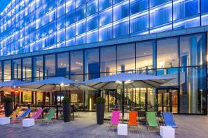 Hôtel Barrière Lille, Hotels  Lille - big - 61