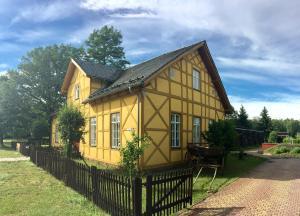 Penzion Museumsherberge Glashütte Baruth Německo