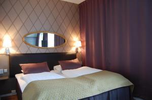 Skagen Hotel, Буде