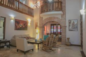 5 Bedroom Old City Luxury House, Case vacanze  Cartagena de Indias - big - 10