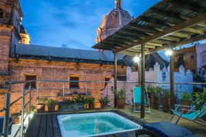 5 Bedroom Old City Luxury House, Case vacanze  Cartagena de Indias - big - 2