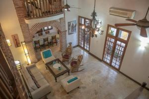 5 Bedroom Old City Luxury House, Case vacanze  Cartagena de Indias - big - 11