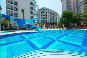 Elite Marine Residence, Apartmanok  Alanya - big - 60