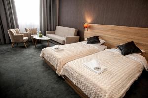 3 hvězdičkový penzion Elba Hotel Ostrołęka Polsko