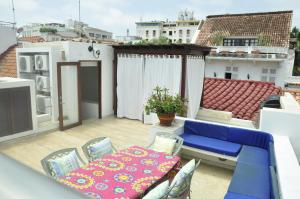 5 Bedroom Old City Luxury House, Case vacanze  Cartagena de Indias - big - 39