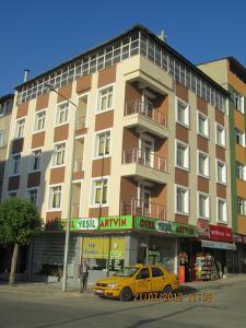 Отель Hotel Yesil Artvin, Эрзурум