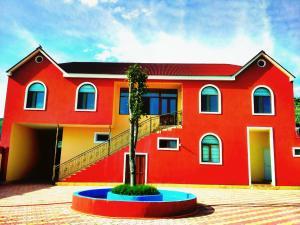 Мотель Seki Qonaq Evi, Шеки