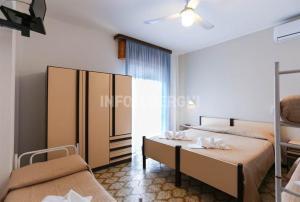 Hotel Fucsia, Отели  Риччоне - big - 103