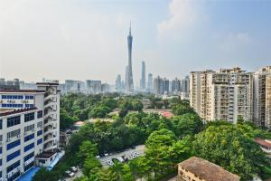 Insail Hotels Liying Plaza Guangzhou, Hotely  Kanton - big - 62