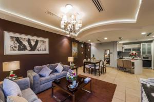 Boudl Al Fakhria, Aparthotely  Unayzah - big - 21