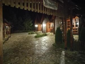 Brvnare Cottages Zakos - Hotel - Zlatibor