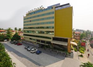 Classic Sarovar Portico Trivandrum, Hotely  Trivandrum - big - 1