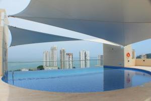 Apartamentos Suiteline Plus – Vista infinita, Апартаменты  Санта-Марта - big - 1