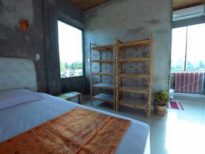 Eddie's Homestay, Проживание в семье  Lhonga - big - 10