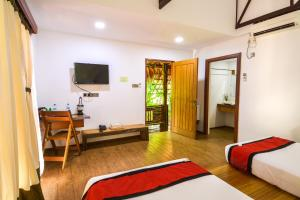 Hotel Queen Jamadevi, Hotely  Mawlamyine - big - 11