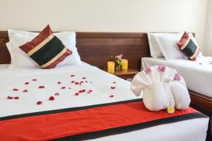 Hotel Queen Jamadevi, Hotely  Mawlamyine - big - 5