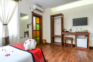 Hotel Queen Jamadevi, Hotely  Mawlamyine - big - 3