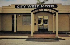 City West Motel, Motel  Adelaide - big - 21