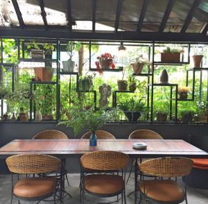 Rowhou8e Hostel Hua Hin 106, Hostely  Hua Hin - big - 17