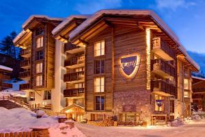 Firefly Luxury Suites, Hotels  Zermatt - big - 29