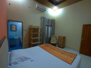 Eddie's Homestay, Проживание в семье  Lhonga - big - 27