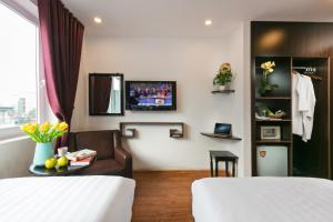 Splendid Holiday Hotel, Hotels  Hanoi - big - 63