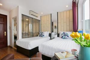 Splendid Holiday Hotel, Hotels  Hanoi - big - 40