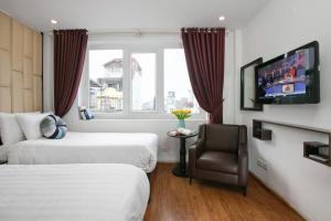 Splendid Holiday Hotel, Hotels  Hanoi - big - 65