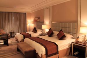 Landison Green Town Hotel Xinchang, Hotely  Xinchang - big - 26