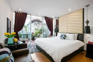 Splendid Holiday Hotel, Hotels  Hanoi - big - 47