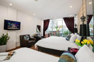 Splendid Holiday Hotel, Hotels  Hanoi - big - 45