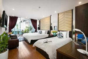 Splendid Holiday Hotel, Hotels  Hanoi - big - 52
