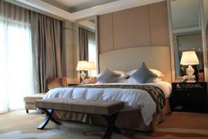Landison Green Town Hotel Xinchang, Hotely  Xinchang - big - 5