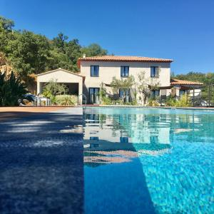 Villa d'Arnaud, Apartments  La Garde-Freinet - big - 1