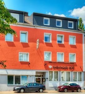 Hotel Ehranger Hof - Kordel