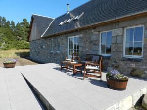 Easter Tulloch Cottage - Hotel - Boat of Garten