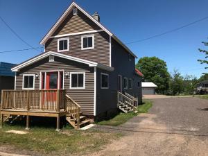 The Red Door Retreat, Case vacanze  Mohawk - big - 27