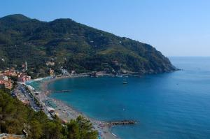 B&B La Perla Blu, Bed & Breakfasts  Levanto - big - 19