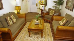 Four-Bedroom Rocco Villa, Виллы  Орландо - big - 38