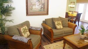 Four-Bedroom Rocco Villa, Виллы  Орландо - big - 40