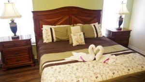 Four-Bedroom Rocco Villa, Виллы  Орландо - big - 43