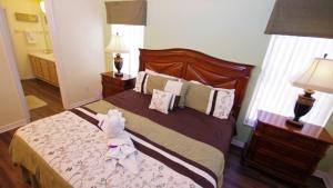 Four-Bedroom Rocco Villa, Виллы  Орландо - big - 47